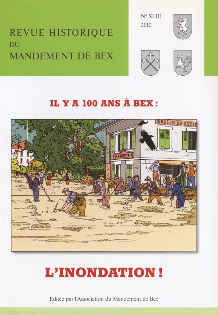 Revue du mandement de Bex_2010