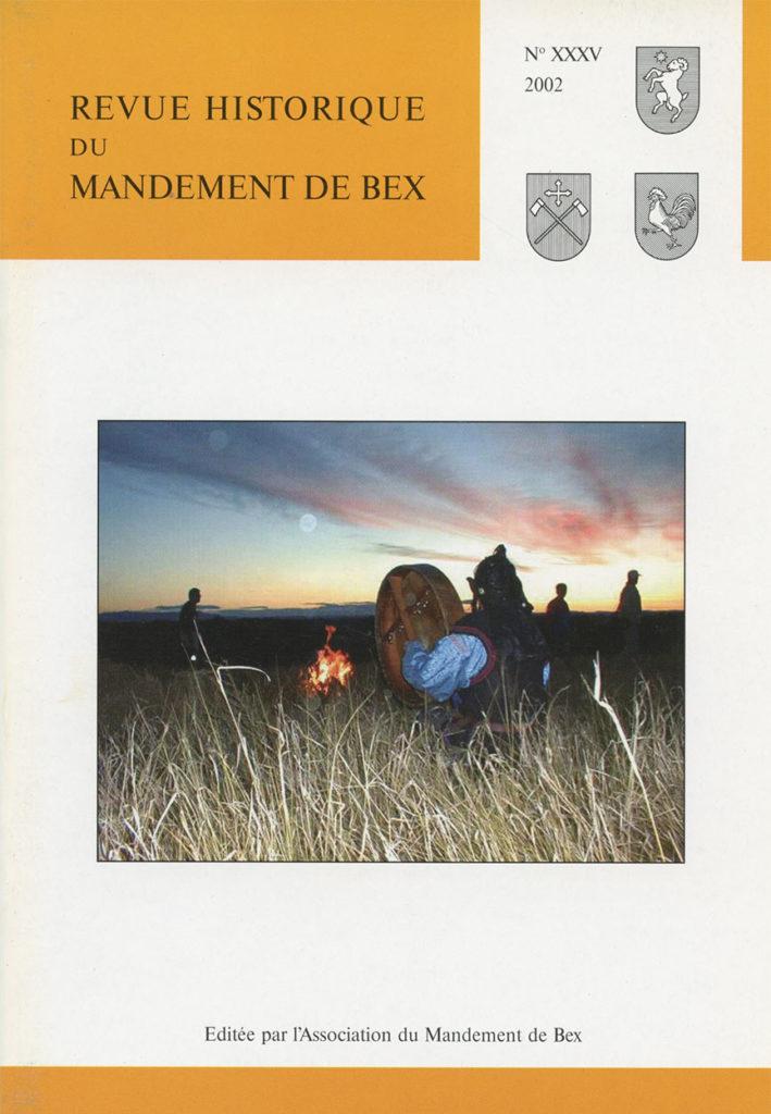 Revue du mandement de Bex_2002