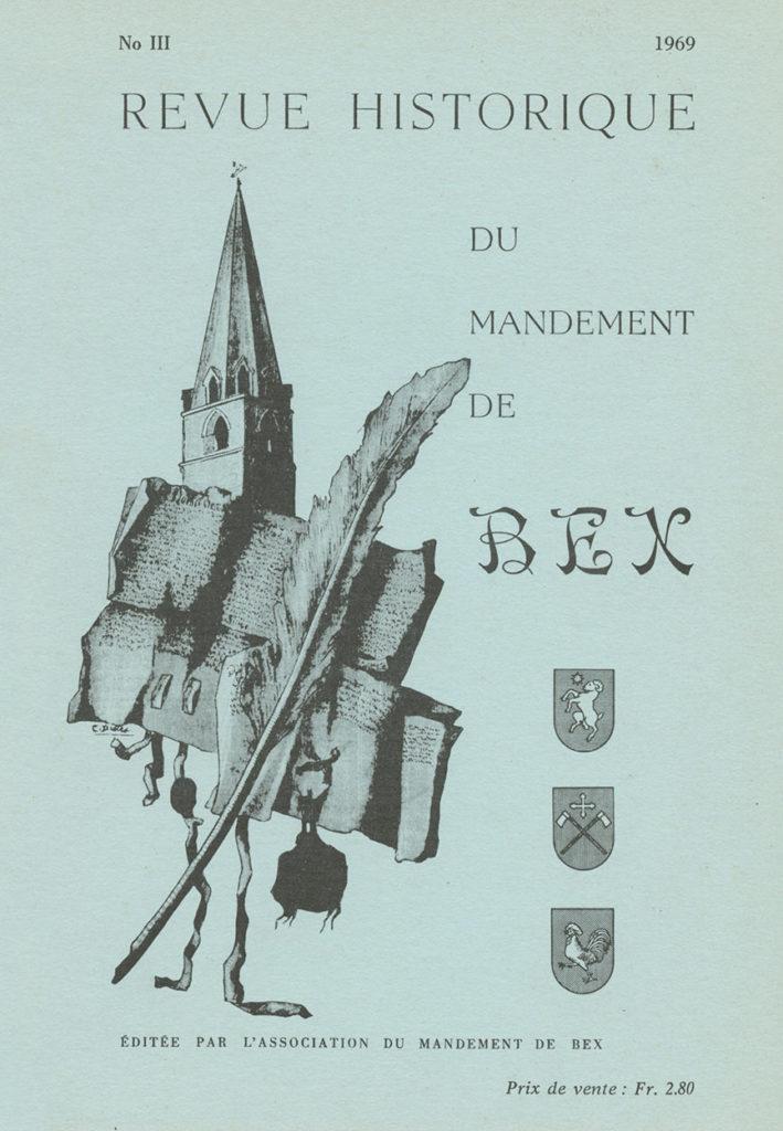 Revue du mandement de Bex_1969