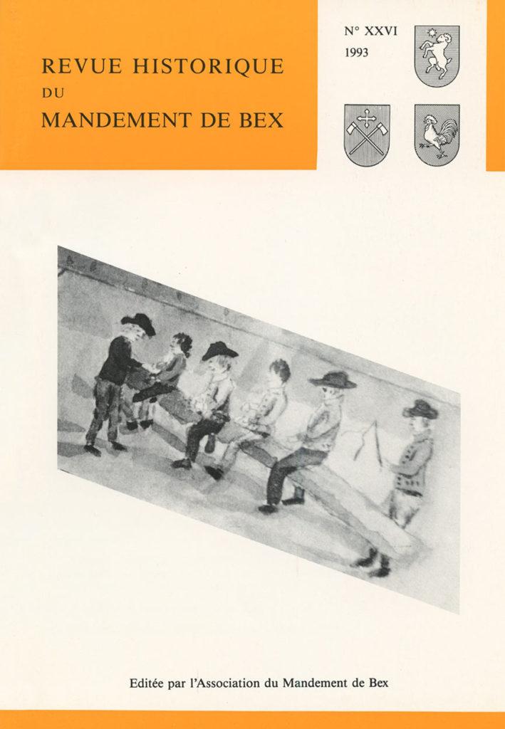 Revue du mandement de Bex_1993
