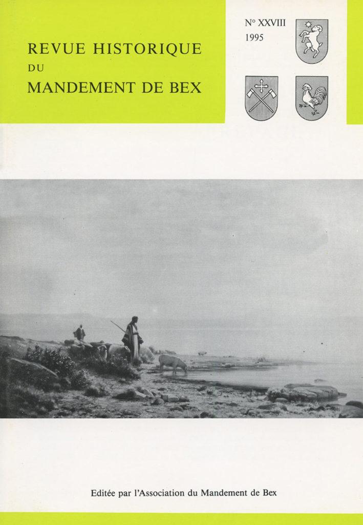 Revue du mandement de Bex_1995