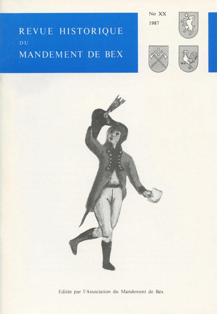 Revue du mandement de Bex_1987