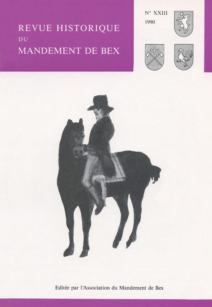 Revue du mandement de Bex_1990