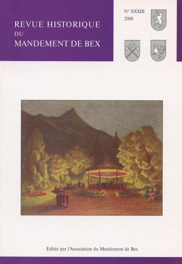 Revue du mandement de Bex_2000