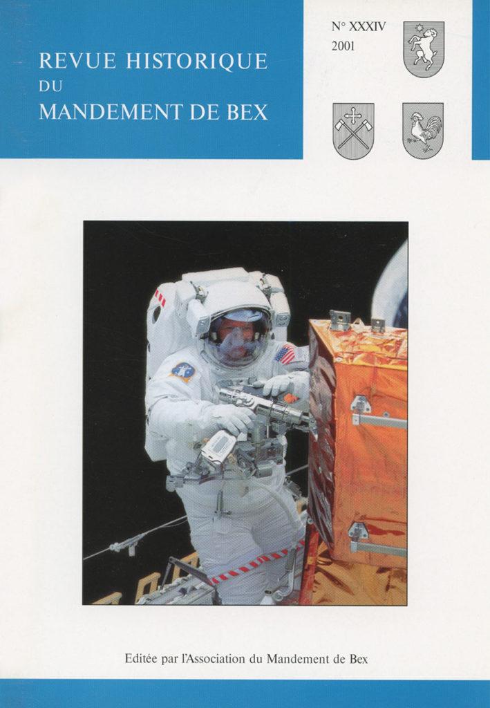Revue du mandement de Bex_2001