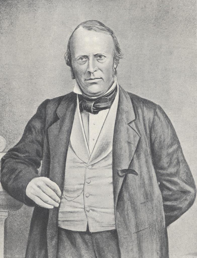 Louis Agassiz (